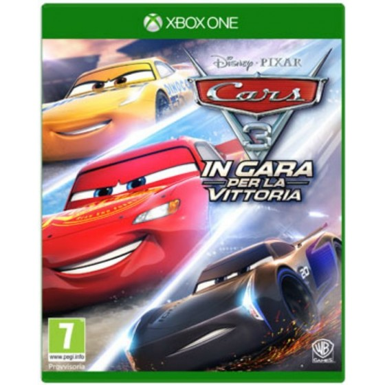 Cars 3: In Gara per la Vittoria - Xbox One