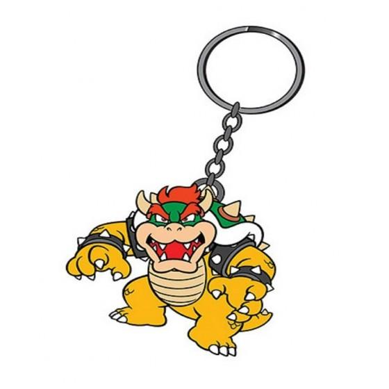 Portachiavi - Bowser - Nintendo