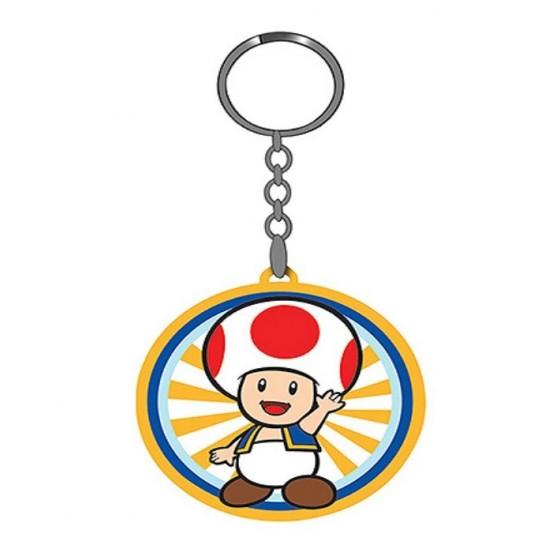 Portachiavi - Toad - Nintendo