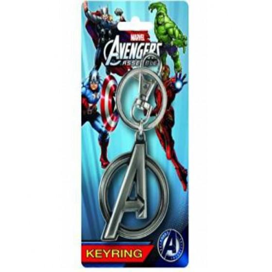 Portachiavi - Avengers Logo - Marvel