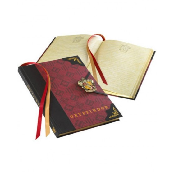 The Noble Collection Grifondoro Diario - Harry Potter