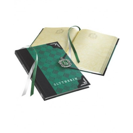 The Noble Collection Serpeverde Diario - Harry Potter