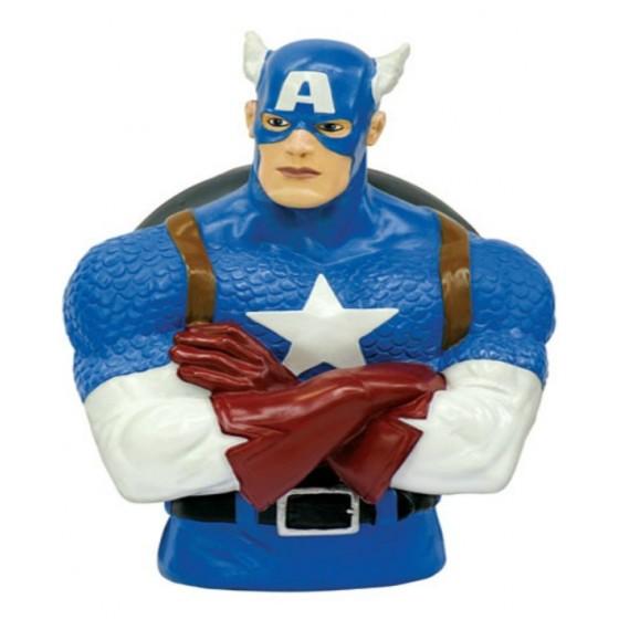 Salvadanaio - Capitan America - Marvel