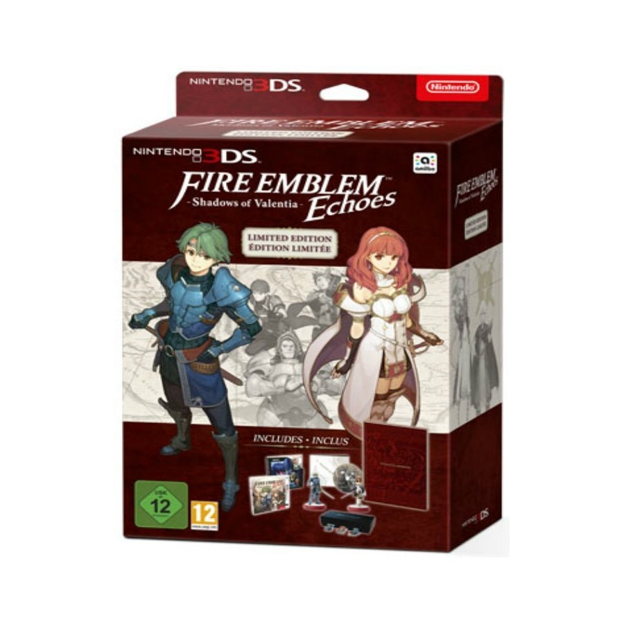 Fire Emblem Echoes: Shadows of Valentia - Limited Edition