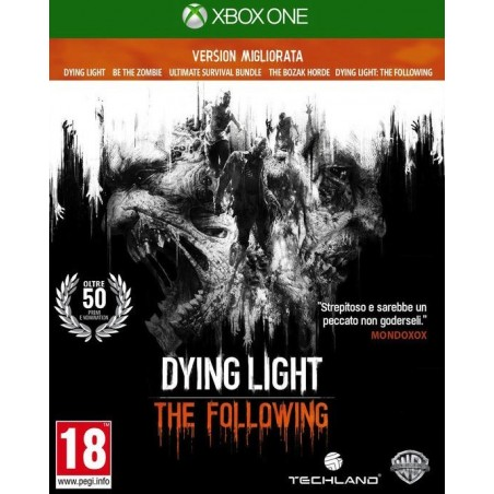 Dying Light The Following - Enhanced Edition - Xbox One