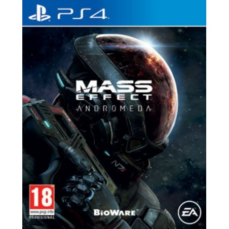 Mass Effect Andromeda - PS4 usato