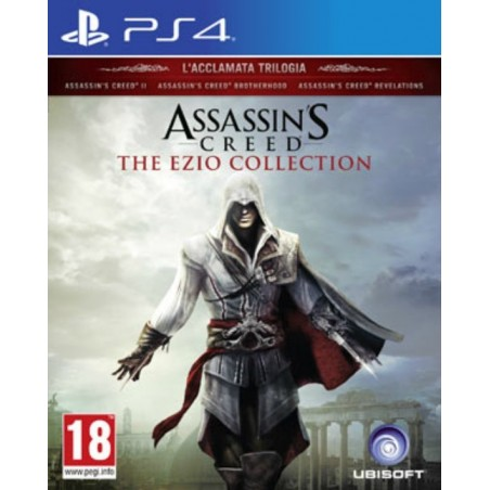 Assassin's Creed - The Ezio Collection - PS4 usato
