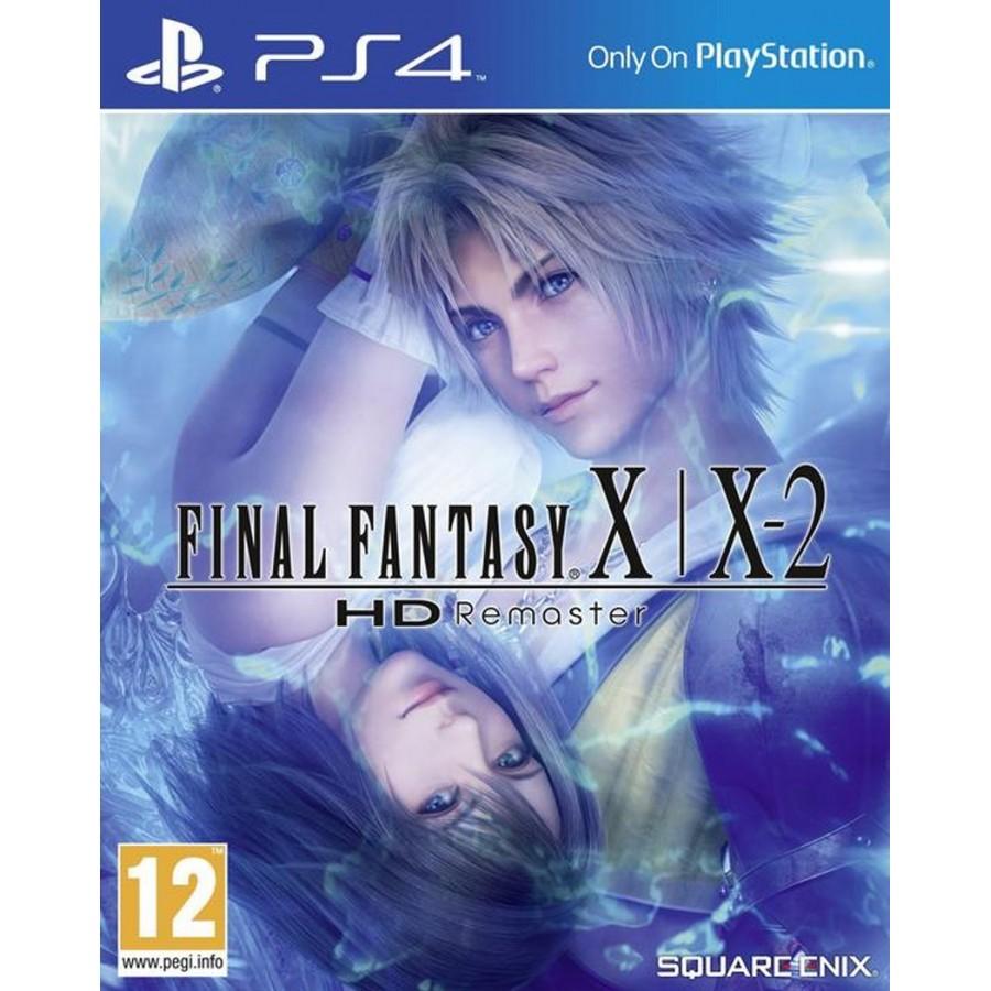 Final Fantasy X | X-2 HD Remaster - PS4