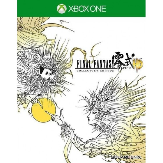 Final Fantasy Type 0 Collector's Edition - Xbox One usato