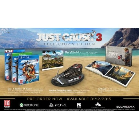 Just Cause 3 - Collector's Edition - PS4