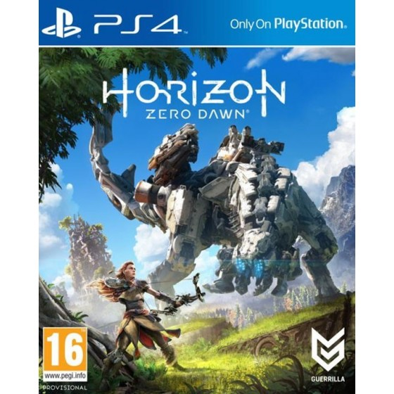 Horizon Zero Dawn - PS4 usato