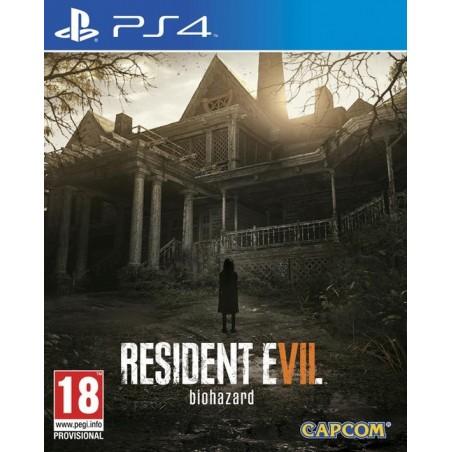 Resident Evil 7 - PS4 usato