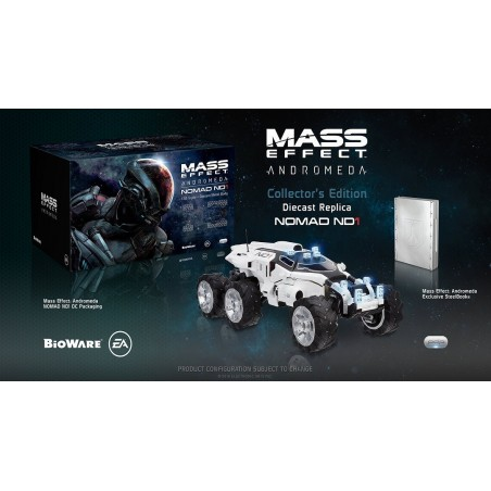 Mass Effect Andromeda - Nomad ND1 Telecomandata Collector's Edition