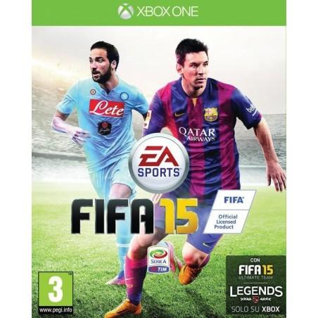 Fifa 15 - Xbox One usato
