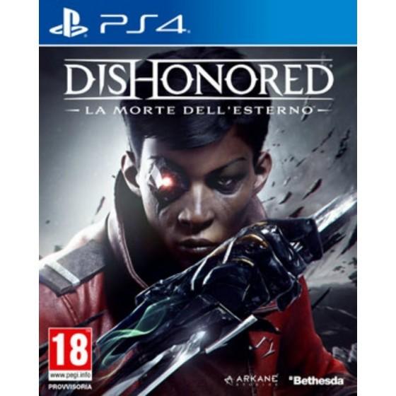 Dishonored: La morte dell'Esterno - PS4