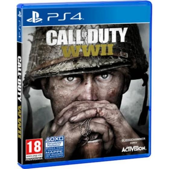 Call of Duty: World War II - PS4