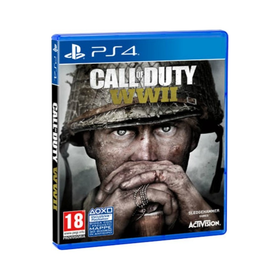 Call of Duty: World War II - PS4
