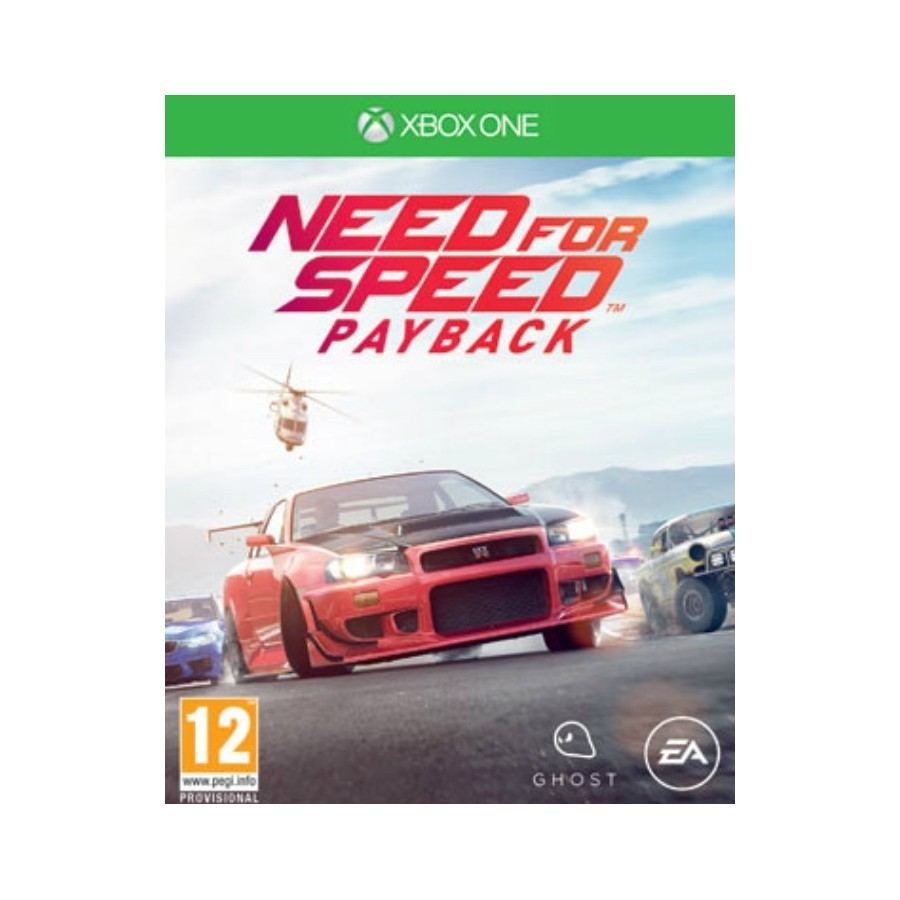 Need For Speed: Payback xbox one the gamebusters