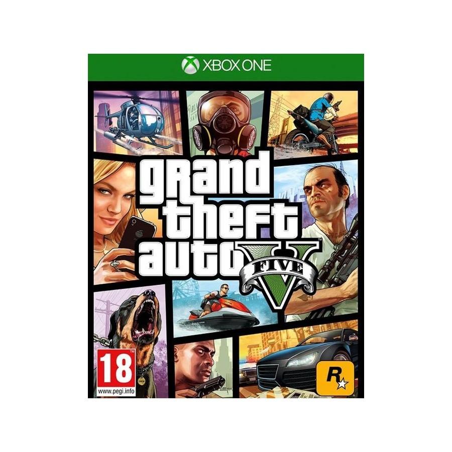 GTA 5 - Xbox One