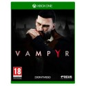 Vampyr xbox one the gamebusters