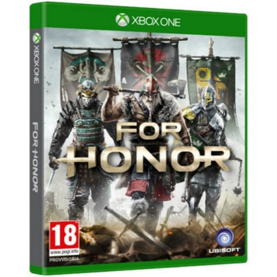 For Honor Xbox One usato