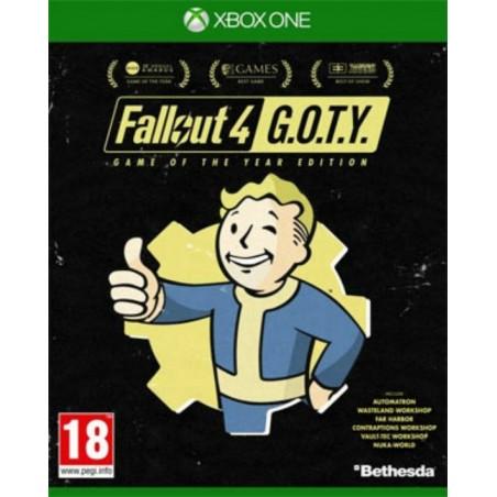 Fallout 4 - GOTY - Xbox One