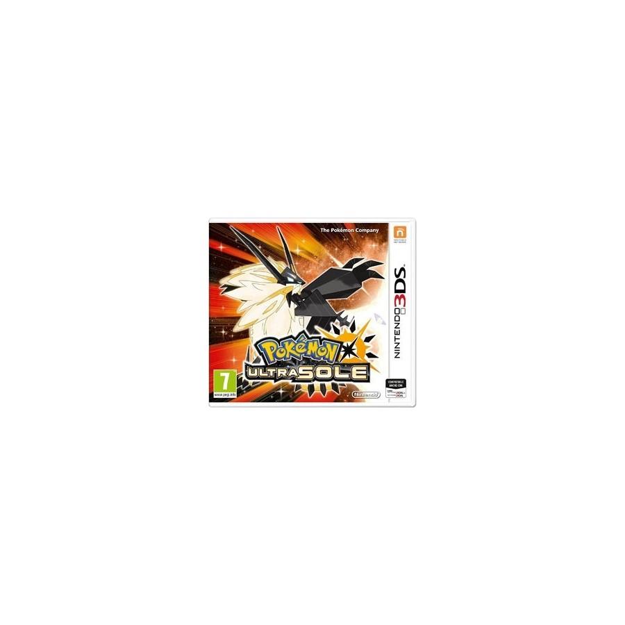 Pokémon Ultrasole - 3DS