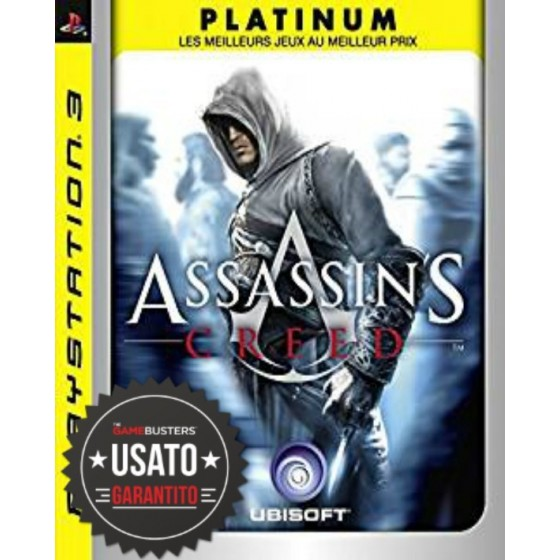 Assassin's Creed - Platinum - PS3 usato