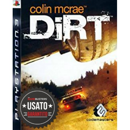 Colin McRae DIRT - PS3 usato