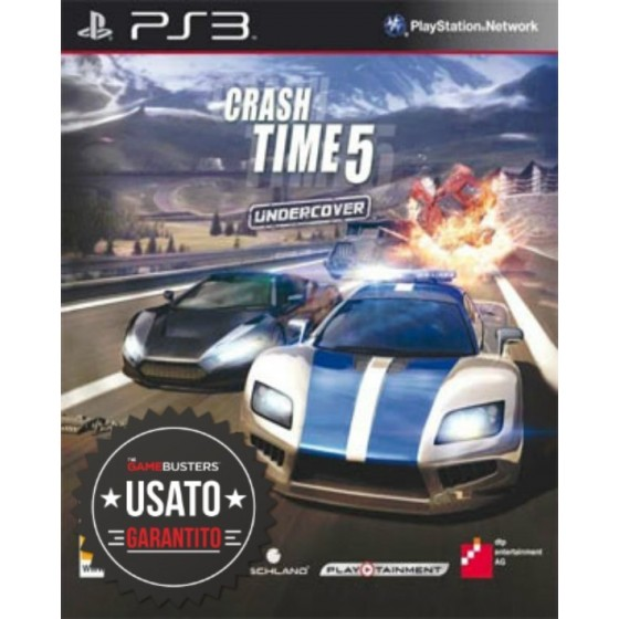 Crash Time 5: Undercover - PS3