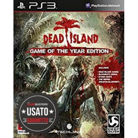 Dead Island - GOTY Edition - PS3