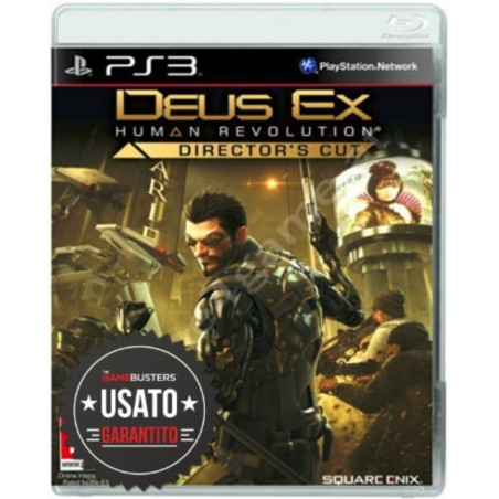 Deus Ex: Human Revolution - Director's Cut - PS3