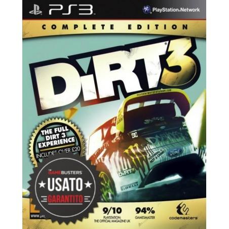 DIRT 3 - Edizione Completa - PS3