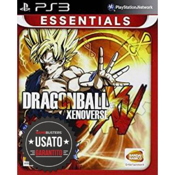 Dragon Ball Xenoverse - Essentials - PS3