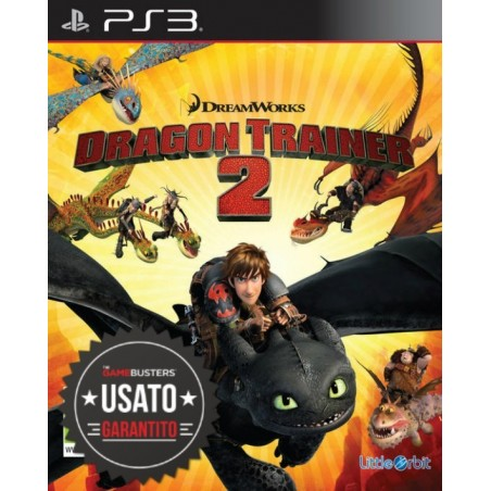 Dragon Trainer 2 - PS3
