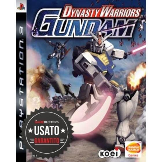 Dynasty Warriors Gundam - PS3 usato