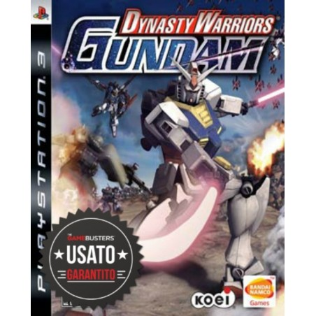 Dynasty Warriors Gundam - PS3