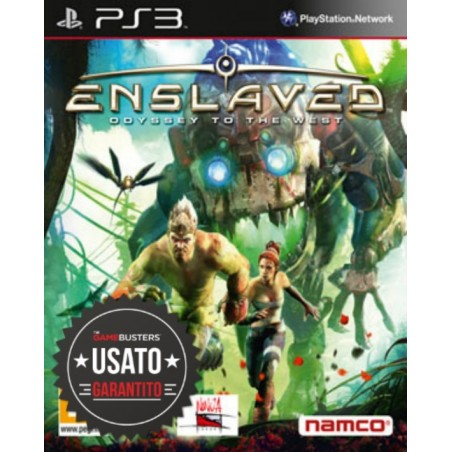 Enslaved: Odyssey to the West - PS3