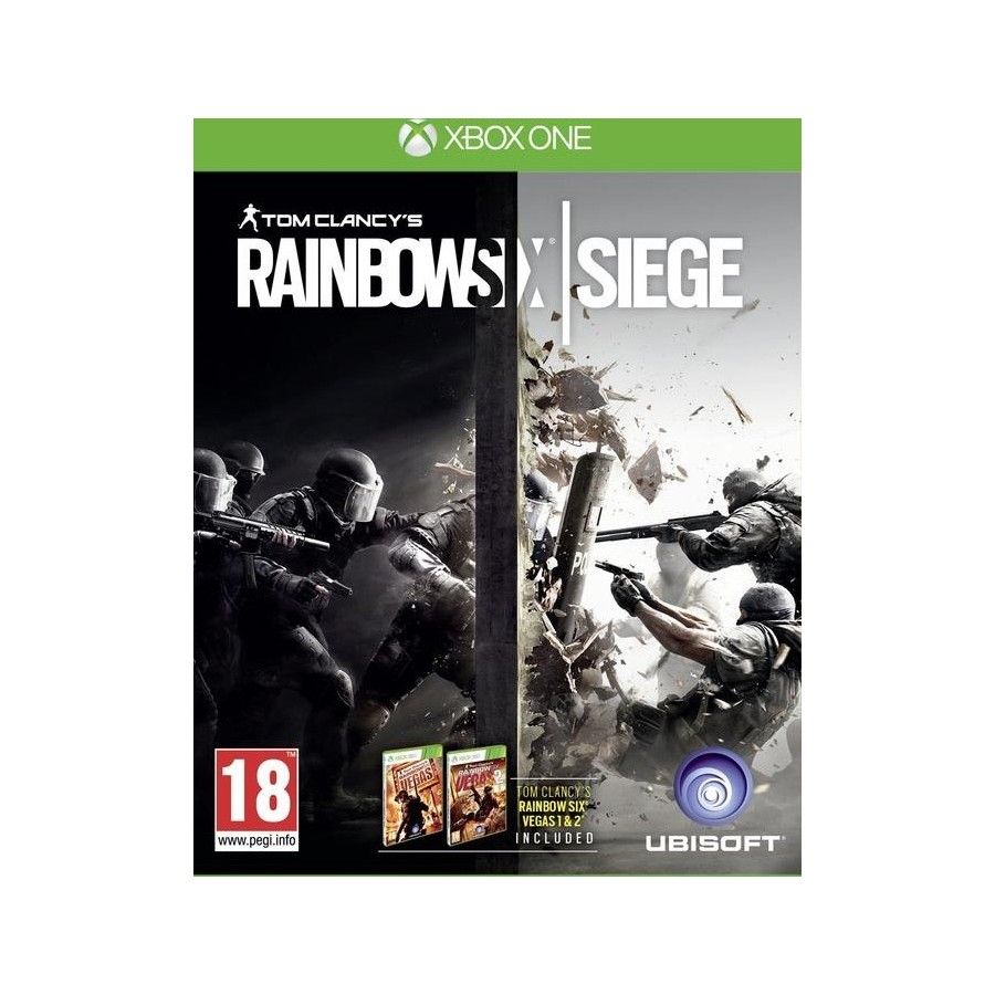 Tom Clancy's Raimbow Six Siege per xbox one