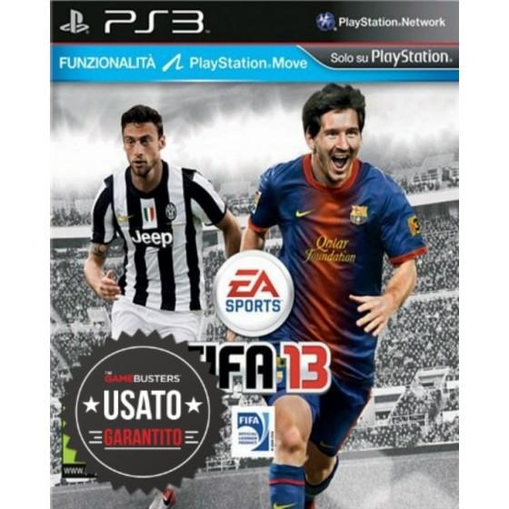 Fifa 13 - PS3 usato