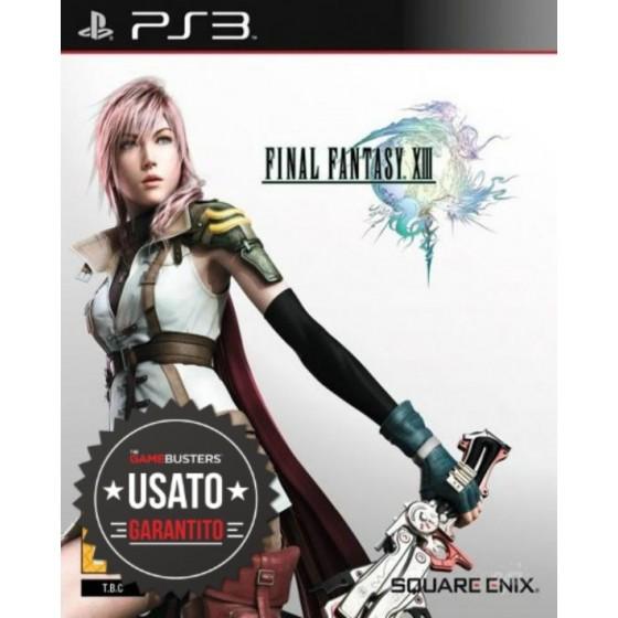 Final Fantasy XIII - PS3 usato