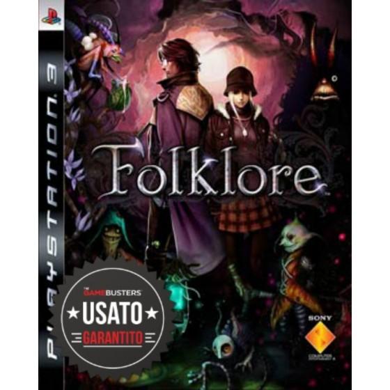 Folklore - PS3 usato