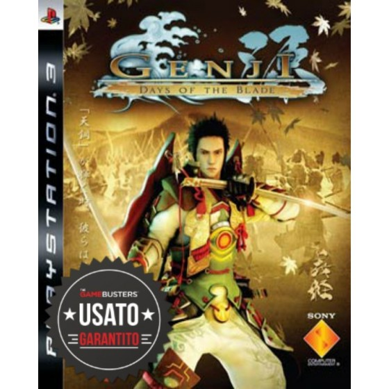 Genji: Days of the Blade - PS3 usato