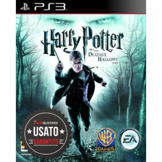 Harry Potter e i Doni della Morte - Parte 1 - PS3 usato