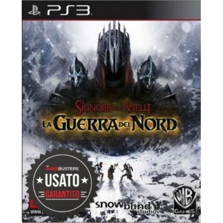 Il Signore degli Anelli: La Guerra del Nord - PS3