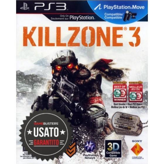 Killzone 3 - PS3 usato