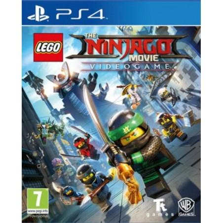 LEGO Ninjago Il Film Videogame - PS4