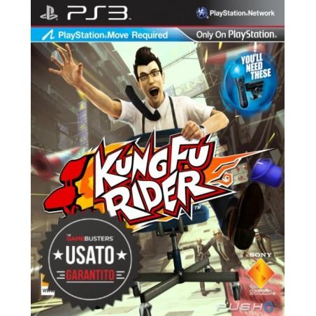 Kung Fu Rider