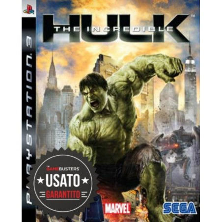 The Incredible Hulk - PS3