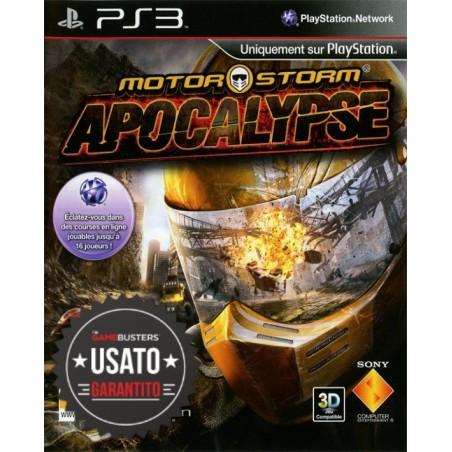 Motorstorm Apocalypse - PS3
